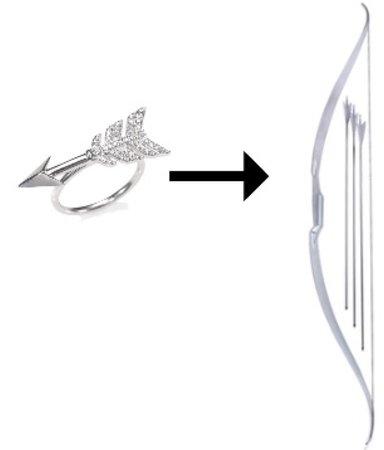 Percy Jackson OC weapon