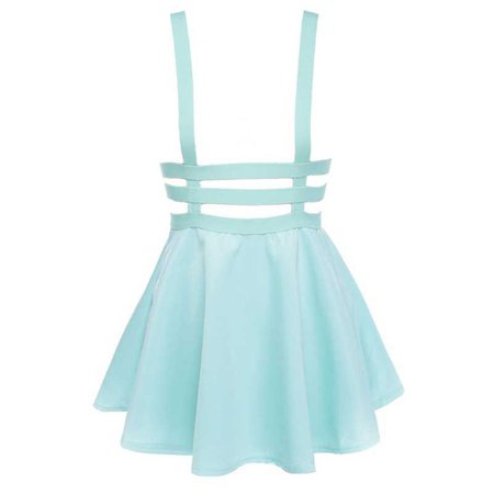 Retro Hollow Out Women Skirt Ladies Skater Strap Cute Suspender Skirt Mini Kawaii Pleated Skirt-in Skirts from Women's Clothing & Accessories on Aliexpress.com | Alibaba Group