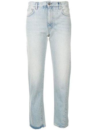 Totême Jeans Slim Crop - Farfetch