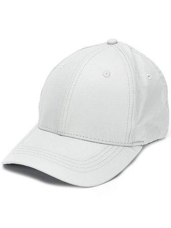 Geo Embroidered Logo Baseball Cap - Farfetch