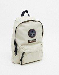 Napapijri Voyage Mini Backpack in black | ASOS