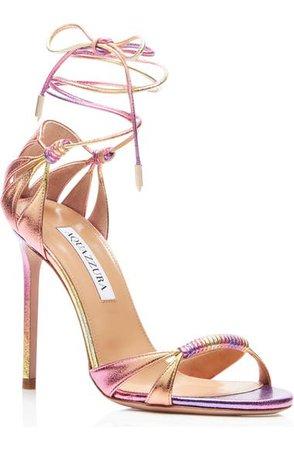 Aquazzura Sole Sandal (Women) | Nordstrom