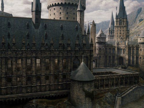 Hogwarts Castle | Harry Potter