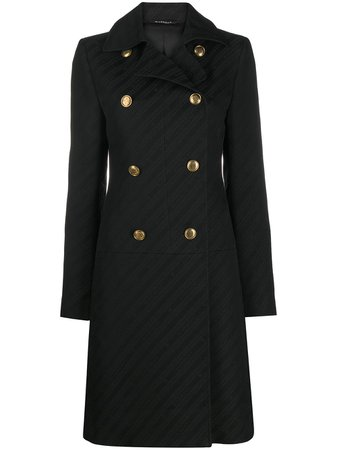 Givenchy, double-breasted coat