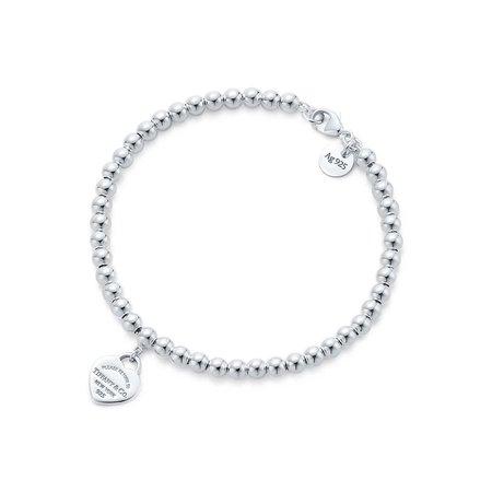 $235 tiffany beaded bracelet