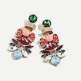 J.Crew: Butterfly Statement Earrings For Women