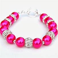 Hot Pink Bracelets - Bing images