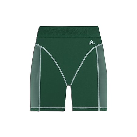 CYCLING SHORTS DARK GREEN Adidas x Ivy Park