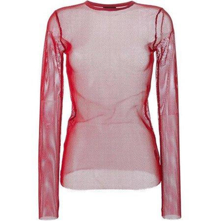 G.V.G.V. Mesh Longsleeved T-Shirt