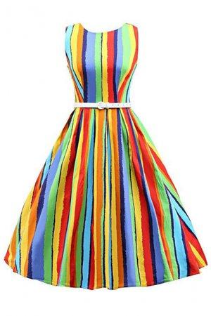 colorful dress 1