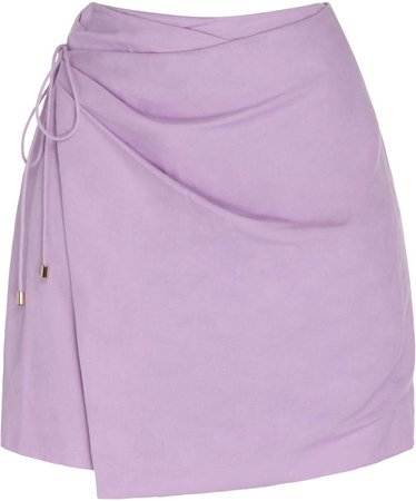 Significant Other Linen Skirt