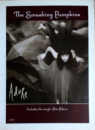 THE SMASHING PUMPKINS Adore - Full Page Magazine Press Advert Picture 1998 RARE | eBay