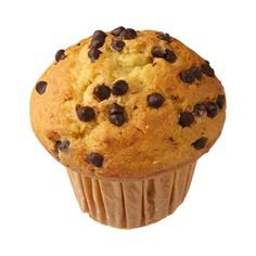 chocolate chip muffin png food filler