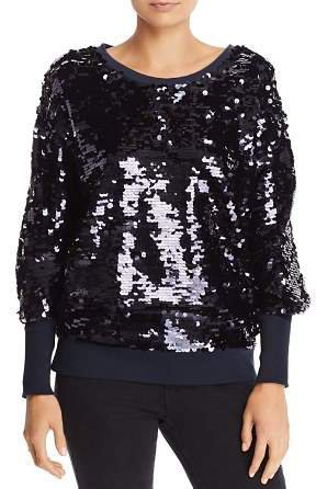 Aldwyn Sequined Sweatshirt