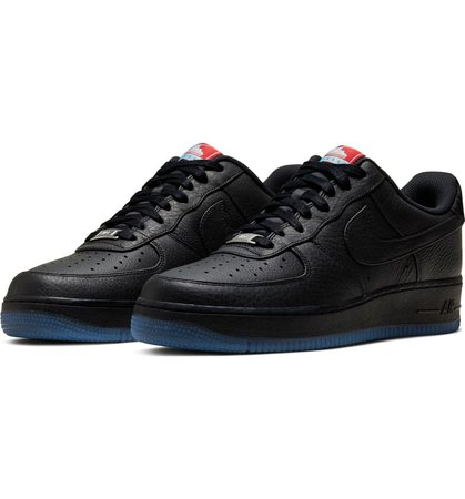 Nike Air Force 1 '07 Limited Edition Chicago Sneaker (Unisex) | Nordstrom