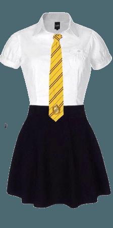 dress Harry Potter Hufflepuff