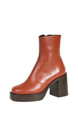 Simon Miller low raid platform boots
