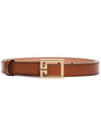 Givenchy GV3 Leather Belt - Farfetch