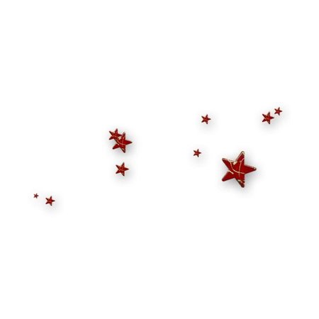 red and gold stars