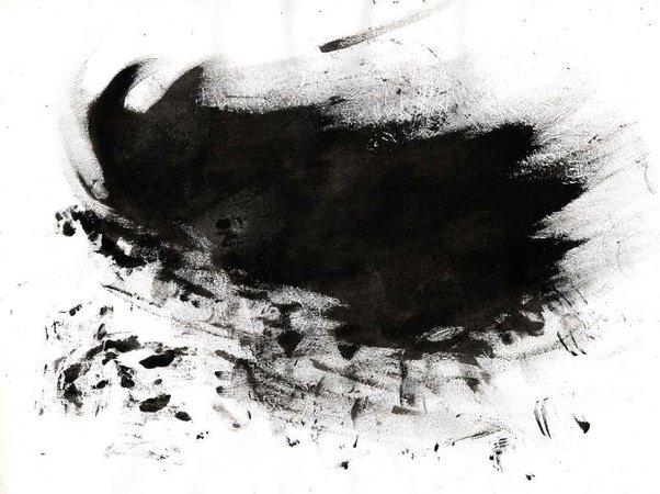 Black Smudges