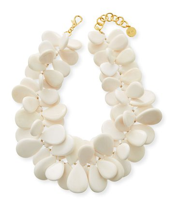 NEST Jewelry Bone Cluster Necklace