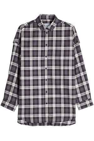 Printed Cotton Shirt Gr. S