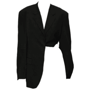 TUCKED BLAZER PNG