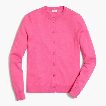 J.Crew Factory: Cotton Caryn Cardigan Sweater For Women
