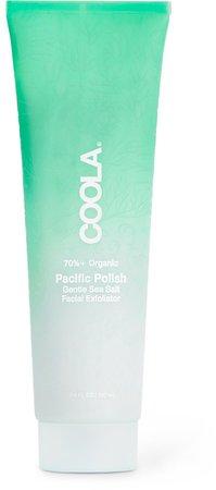 Pacific Polish Gentle Sea Salt Facial Exfoliator