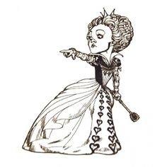 queen of hearts filler