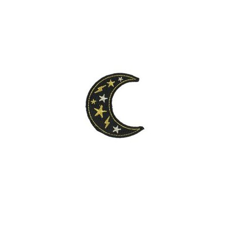 black moon patch filler png