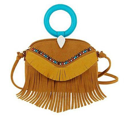Danielle Nicole Disney Pocahontas Dress Crossbody - 8845056 | HSN