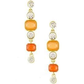 orange earings - Google Search