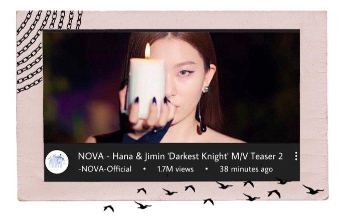 -NOVA- Hana & Jimin Sub-Unit M/V Teaser 2
