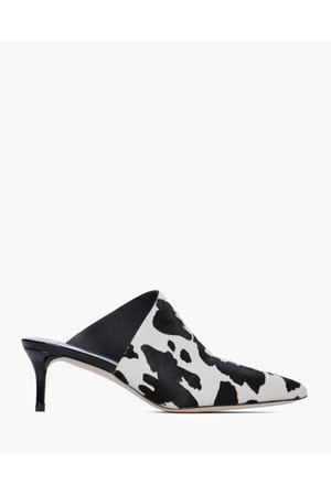 Epic Mule - Cow Print Leather by PAIGE at ORCHARD MILE