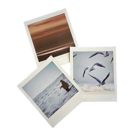 Beach Polaroids