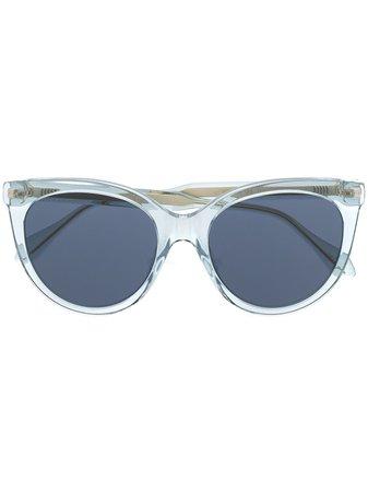 Gucci Eyewear Tinted cat-eye Frame Sunglasses - Farfetch