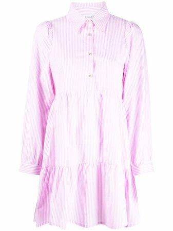 La Seine & Moi Striped Shirt Dress - Farfetch