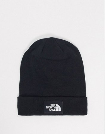 The North Face Dock Worker Recycled beanie in black | ASOS