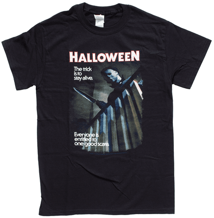 HALLOWEEN ONE GOOD SCARE T SHIRT - Sourpuss Clothing
