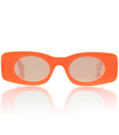 Paula's Ibiza Acetate Sunglasses | Loewe - Mytheresa