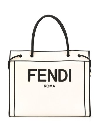 Fendi Grand Sac Cabas Roma - Farfetch