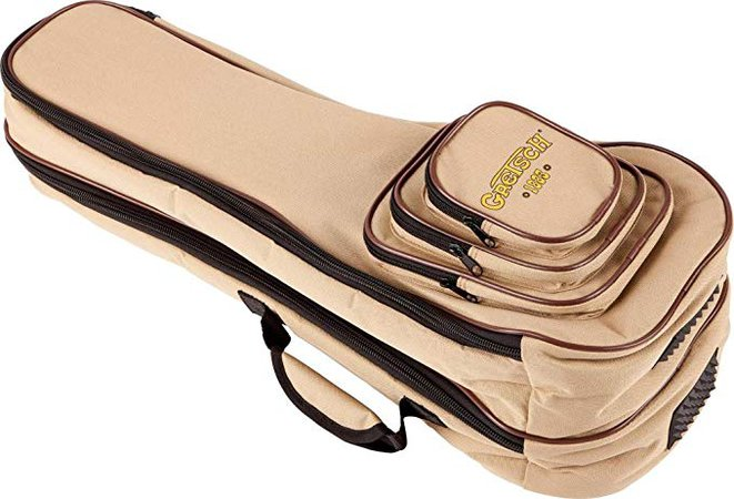 Amazon.com: Gretsch G2191 Double Concert Ukulele Bag: Musical Instruments