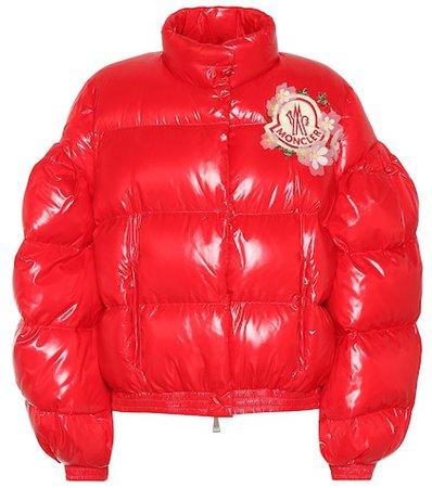 4 MONCLER SIMONE ROCHA down jacket