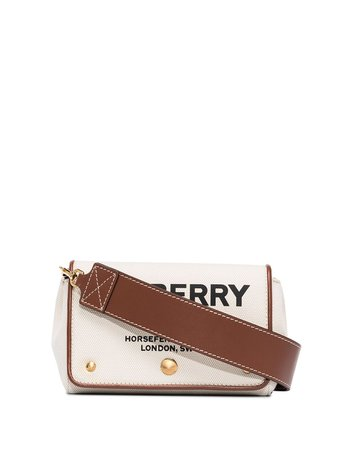 Burberry Small Hackberry Horseferry Print Crossbody Bag - Farfetch