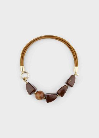 Olive Necklace | Hobbs