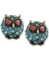 owl earrings - Google Search