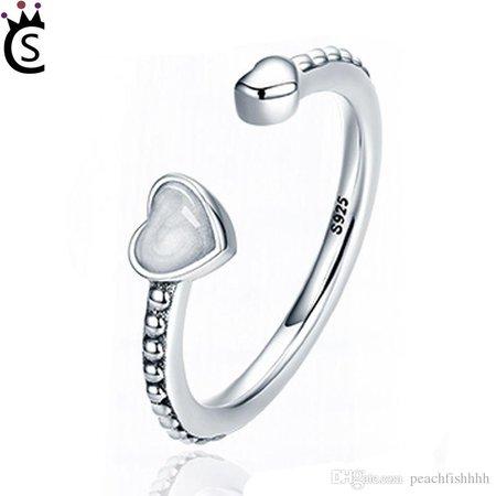 anel pandora coração - Pesquisa Google