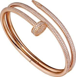 Cartier juste-un-clou-bracelet