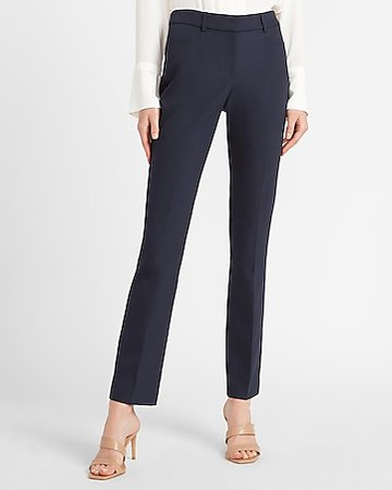 High Waisted Trouser Pant | Express